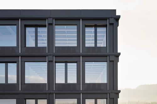 Bürogebäude Auf Dem Suurstoffi Areal Studienauftrag 2015, 1. Rang  Realisierung 2016u20132018