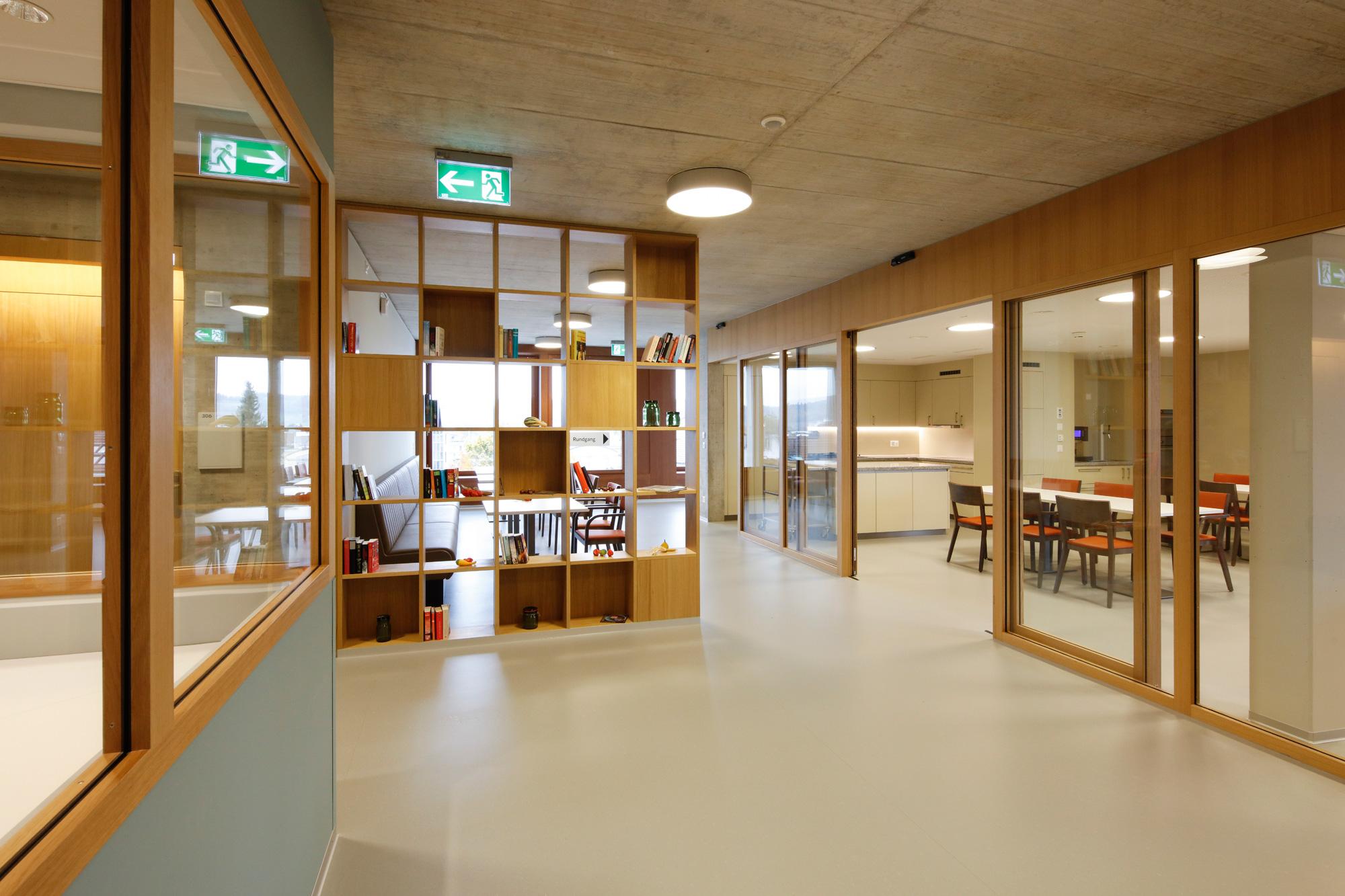 Seniorenzentrum Zofingen   Burkard Meyer Architekten Baden ...